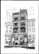 Todd-Lincoln House Print