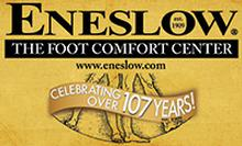 Eneslow Shoes & Orthotics, The Foot Comfort Center