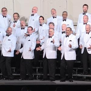The Big Apple Chorus Presents 'Atsa' Nice' with Featured Quartet 'Up All Night'