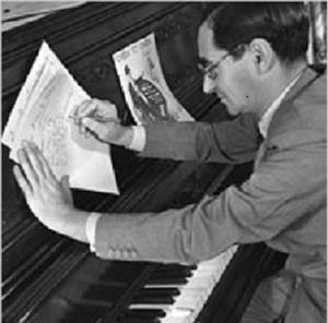 Martin Schneit Presents Irving Berlin, an American Institution