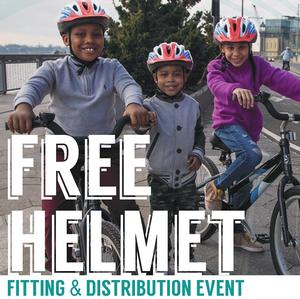 FREE Bike Helmet Fitting & Giveaway