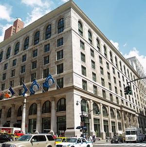 Landmarks Preservation Commission Public Hearing about changes to the B. Altman Building