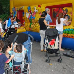 17th Precinct's National Night Out Against Crime