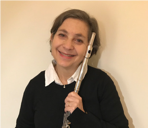 The Artist Series at TBMS - Diane Taublieb, flute