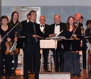 Doctors Orchestra Concert: Paganini, Brahms and Borodin