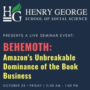 Behemoth: Amazon's Unbreakable Dominance of the Book Business