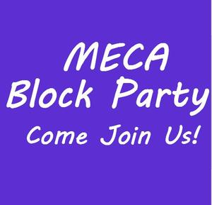 MECA Block Party