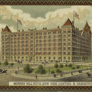 Discover Lost Treasures of Murray Hill: Talk by Tom Miller followed by light refreshments