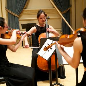 The New York Youth Symphony presents a Chamber Music Program 'Festival Evening'