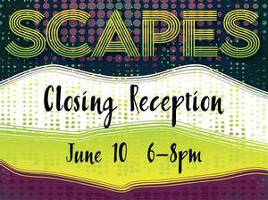Closing reception - Scapes - at Gallery35