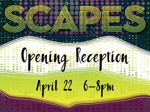 Opening reception - Scapes - at Gallery35