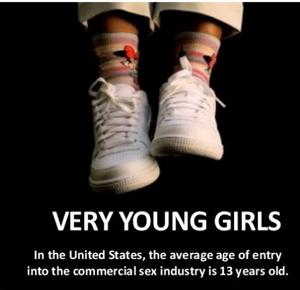 Film Screening of the documentary 'Very Young Girls' and Q&A