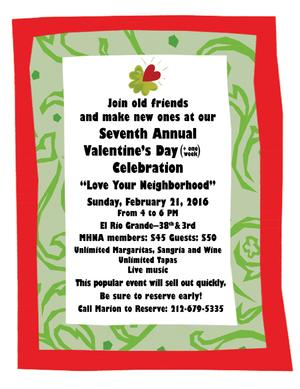 Love Your Neighborhood Party