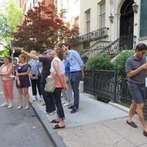 Walking Tour of Historic Murray Hill
