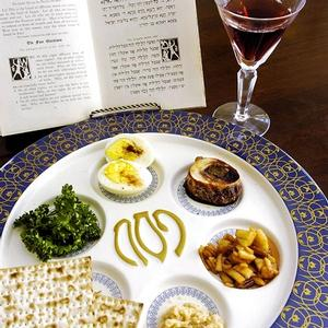 Community Seder and dinner at the Center for Applied Judaism