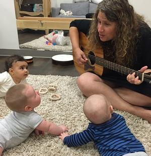 Sing Along and Open House at Explore+Discover Early Learning Center