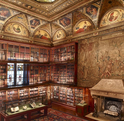 The Morgan Library & Museum Joins the MHNA!