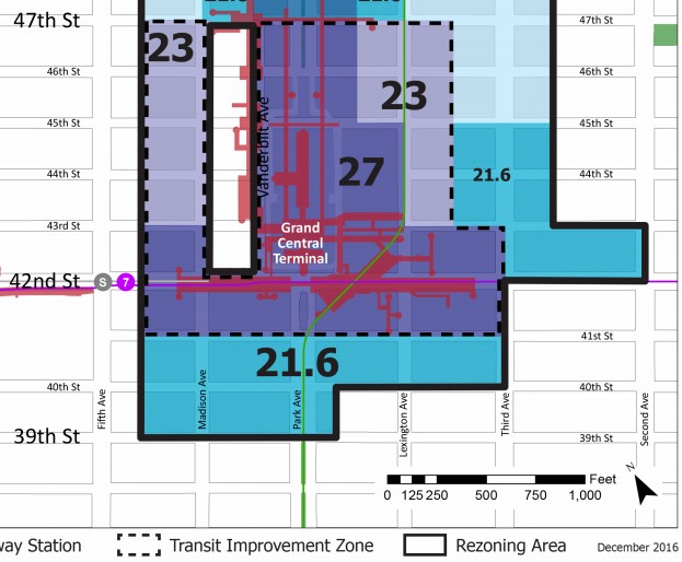 Greater East Midtown Planning Proposal Enters Public Review Process