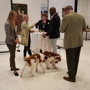Register Now for the Business Networking Event at the AKC Museum of the Dog