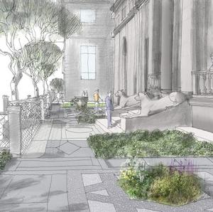 Preview of The Morgan Library & Museum Restoration
