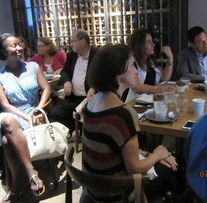 Business Networking Event with panel discussion: 'Entrepreneurs Growing with Murray Hill'