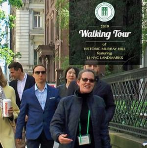 Great gift ideas! Streaming video or DVD of the 'Walking Tour of Historic Murray Hill' and more
