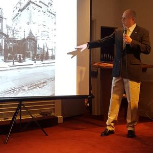 The Lost Treasures of Murray Hill Came to Life in a Talk by Tom Miller