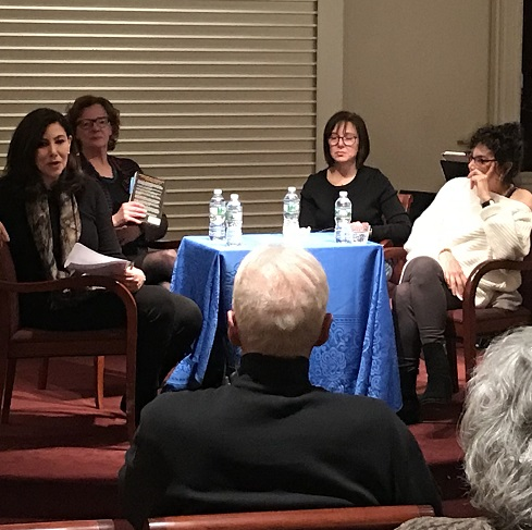 Women Writers Night in Murray Hill – An Evening of Conversation and Insights